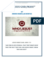 JESUS GOD or GOD-MAN LOGOS_ (by Inamullah Mumtaz).pdf