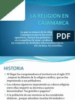Diapositivas Religion Cajamarca