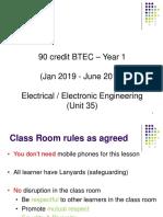 Electronic Principles U35