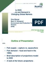 Fish Demand 2020