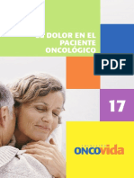 Dolor Oncologico