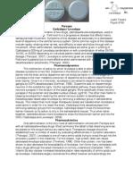 Carbidopa Drug Fact Sheet
