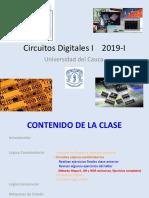 Clase 5-Circuitos Digitales I UNICAUCA-2019!09!26