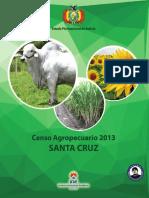 CENSO AGROPECUARIO BOLIVIA