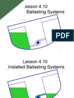 Ballasting