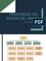 TRASTORNO DE ANIMO CLASE
