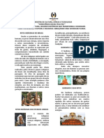CULTURA, LEGADOS HISTÓRICOS QUE TRANSFORMA A SOCIEDADE