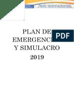 Qhse.re.021 Plan de Emergencias y Simulacros