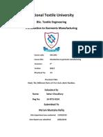 Lab Report 3 Over Lock Machine