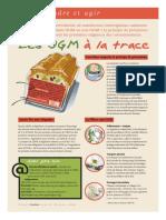 Infographie Carrefour - OGM, ce qu´il faut savoir - Page 4 - Mars 2004