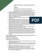 Derechos Comunes Régimen Laboral General y Régimen Laboral Especial de La Micro y Pequeña Empresa