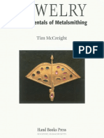 Jewelry - Fundamentals of Metalsmithing