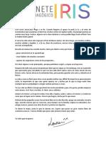 Carta Adrián