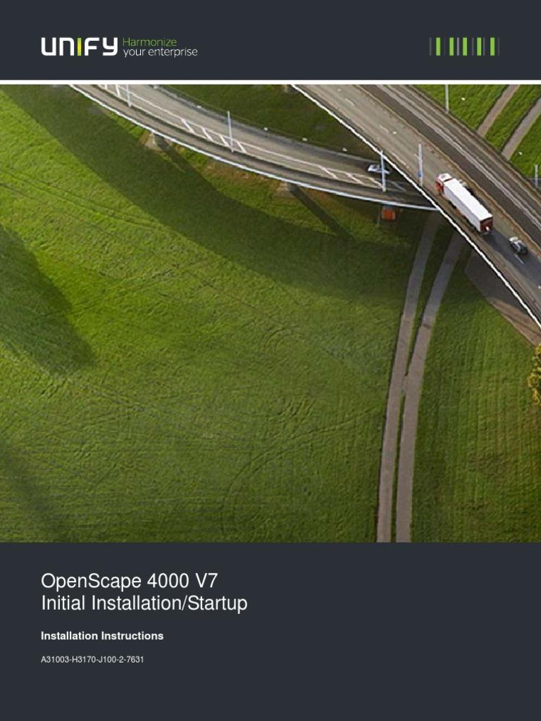Webinar Openscape 4000 Altbewahrt Und Innovativ 8 Dezember Pdf