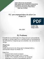 PLC Para Empaquetadora de Azucar Los Andes
