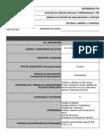 GAC35-Gp2 Matriz Adquisiciones