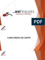 Curso Básico de Canto - Aula 5 PDF