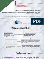 Mejía, Agudelo, Anmero & Ordoñez, sept 2019, Trayectorias de cambio microgenético en el uso de estrategias de planificación en estudiantes de pregrado