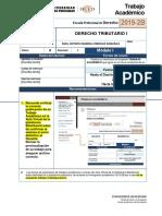TA DERECHO TRIBUTARIO I  -2019 M1.docx