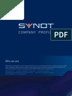 Synot company