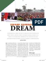 Swami Ramdev's Dream