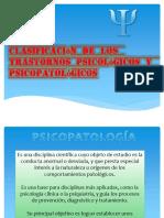 Psicopatologia PPT