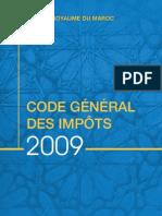 code général des impots 2009