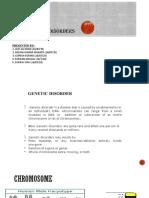 Genetics Disorder