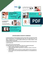 Atención Media Durante El Embarazo, Sida, Casos El Salvador,Elisa,Estructura