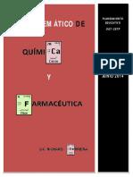 Informe de Quimica.