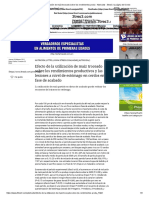 Efecto de La Utilización de Maíz Troceado Sobre Los Rendimientos Produ - Abstracts - 3tres3, La Página Del Cerdo