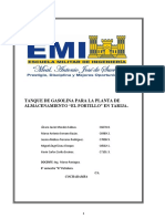 diseño de tank de almacenamiento emi
