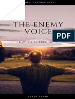 The Enemy Voice Author Jonathan Azael [Adams Brand]