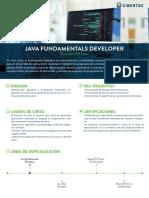Java Fundamentals Developer