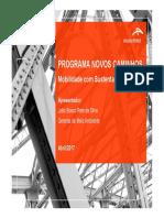 Programa Novos Caminhos - AcelorMittal