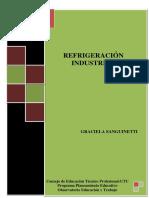 Informe Refrigeración Industrial
