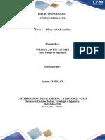 Tarea 2 – Dibujo en CAD analítico