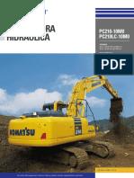 Excavadora Komatsu-PC210-10M0-español-digital