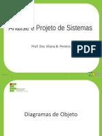IFRS Analise Diagrama de Objetos