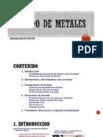 Fresado de Metales