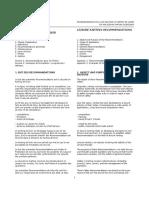 CIK-FIA Leisure Karting Guidelines