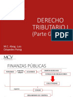 1. Derecho Tributario i (Parte General) (1)