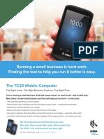Tc20 Specification Sheet en Us