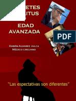 DIABETES MELLITUS EN EDAD AVANZADA.ppt