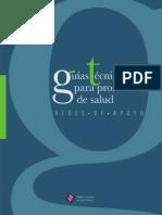 GuiasTecnicasPara Promocion Salud