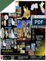 ANALISIS  URBANO DE HUARAZ PERU