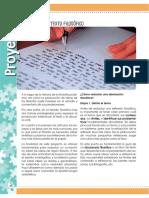 Proyecto Lector - Comenta un texto Filosófico