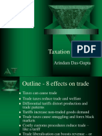 Trade and Taxes