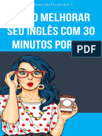 como melhorar seu inglês utilizando apenas 30 minutos por dia