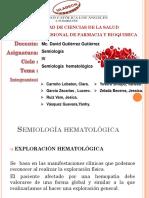 Expo Hematologia -_semiologia